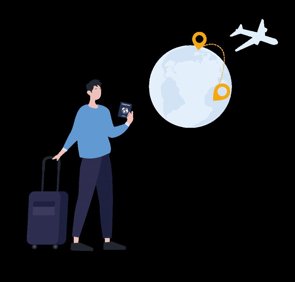IVR for travel